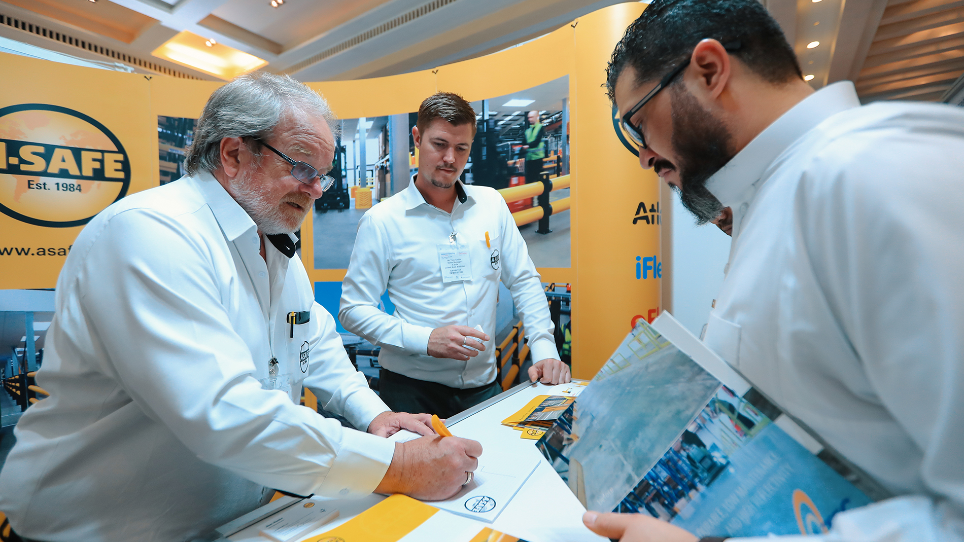 Materials Handling Middle East - About the show
