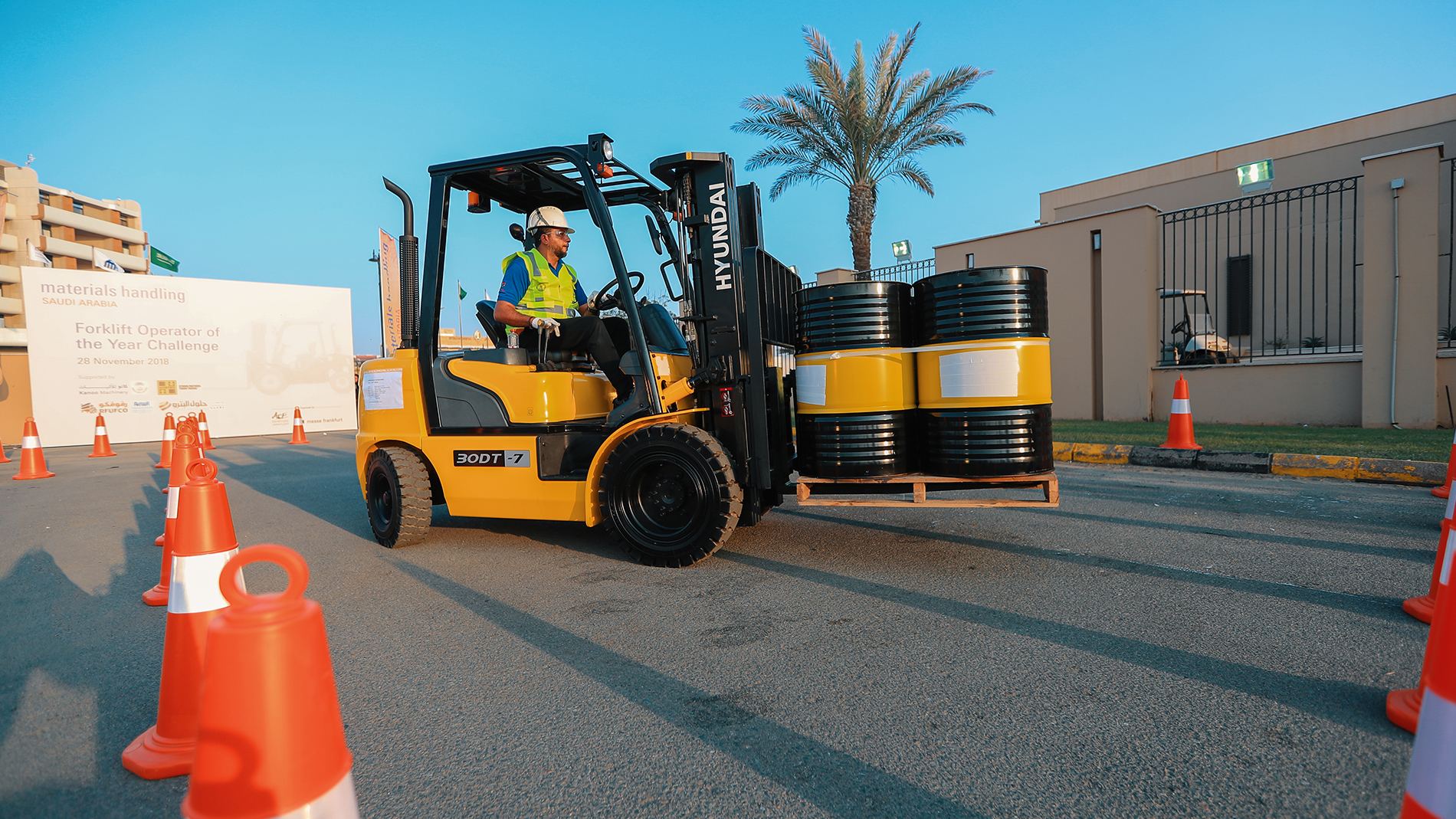 Materials Handling Middle East - Products